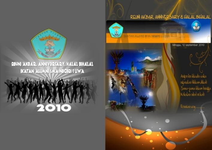 Acara Reuni Akbar Anniversary Halal Bi Halal Sma N 1 Liwa Lampung