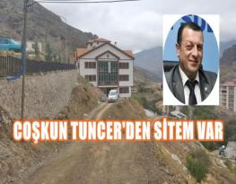 Engelli Komisyonu Başkanı Tuncer'den Sitem Var