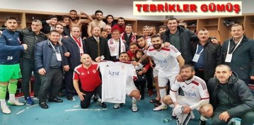 Gümüş, Kupada Trabzonspor Karşısında İyi Bir Başlangıç Yaptı : 2-1