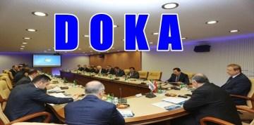 """DOKA'DA """"DOĞU KARADENİZ""""İN TURİZM GELECEĞİ KONUŞULDU"""