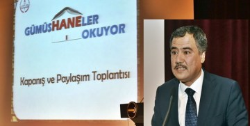 """MİLLİ EĞİTİM MÜDÜRLÜĞÜ """"OKUMAYI"""" GÜMÜŞHANE'YE SEVDİRDİ"""