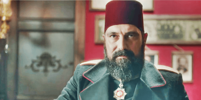 PAYİTAHT ABDÜLHAMİD'İN BU SAHNESİ DÜN GECE MİLYONLARI AĞLATTI