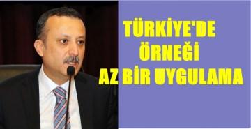 """GÜMÜŞHANE VALİSİ TAŞBİLEK, HER GÜN """"HALK GÜNÜ"""" YAPACAK"""