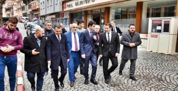 VALİ TAŞBİLEK, TORUL VE KÜRTÜN'Ü ZİYARET ETTİ