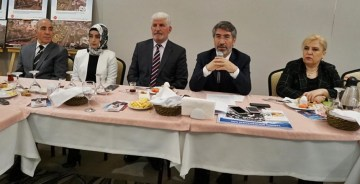 "MHP ADAYI  SABRİ VARAN: ""GÜMÜŞHANE'DE 4,5 PUAN ÖNDEYİZ"""
