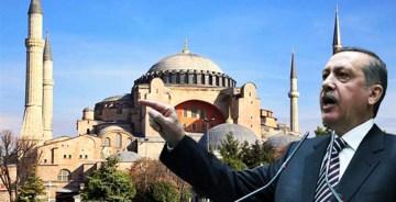CUMHURBAŞKANI, AYASOFYA'NIN CAMİ YAPILMASINI TRABZONLULARLA PAYLAŞTI
