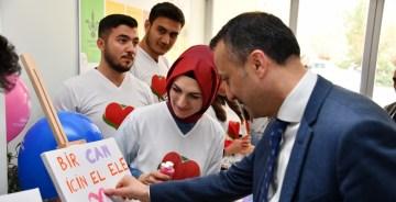Gümüşhane'de 100 öğrenci Aynı Gün Organlarını Bağışladı