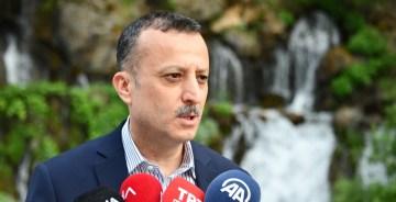GÜMÜŞHANE VALİSİ TAŞBİLEK'TEN BAYRAM ÖNCESİ TOMARA ÇAĞRISI