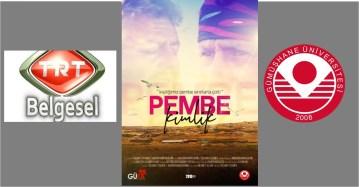 Pembe Kimlik 14 Aralık'ta TRTBELGESEL Kanalında Yayımlanacak