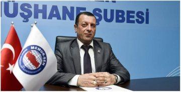 """COŞKUN TUNCER'DEN """"SESLİ KİTAP"""" TEŞEKKÜRÜ"""