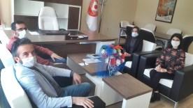 Gümüşhane Üniversitesi'den  Kadın Kooperatifine Destek