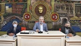 Katil İsrail, Gümüşhane İl Genel Meclisi'nde Kınandı