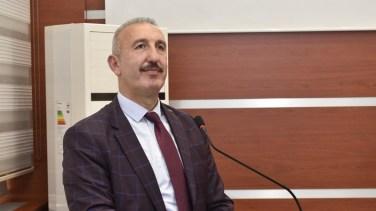 DOKAP Başkanı Hakan Gültekin Gümüşhane'de