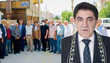 Köse Belediyesi'nden Danıştay ve Uyuşmazlık Mahkemesi Üyesi Hâkim Aydemir Tunç'a Vefa