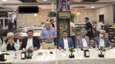 Gümüşhane Milletvekili Akgül ve Vali Vekili Pala Muhtarlarla Buluştu