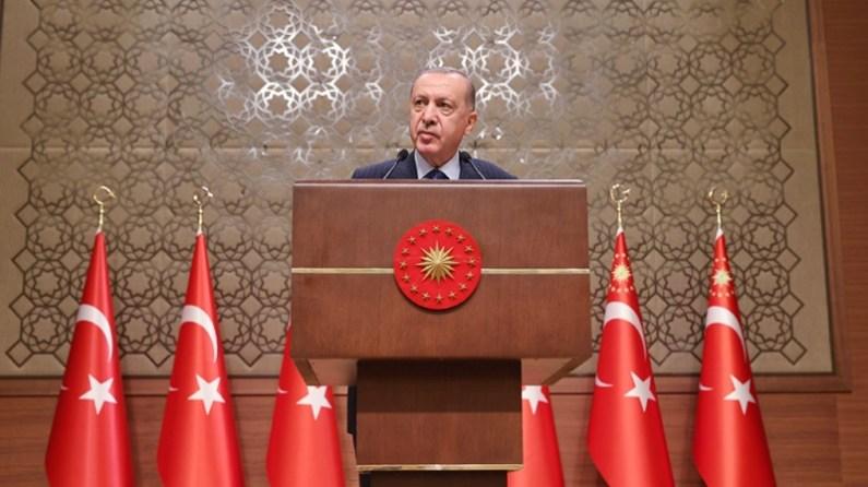 Cumhurbaşkanı Erdoğan'dan Anadolu Basınına Büyük Övgü