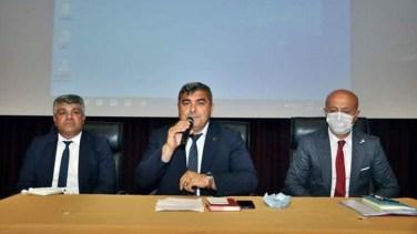 Gümüşhane Milli Eğitim Müdürü Sünnetçi öğretmenlerden söz aldığını duyurdu