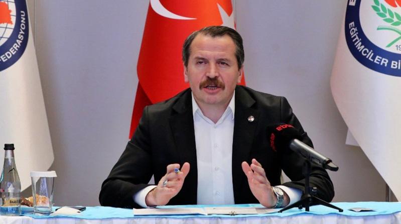 MEMUR-SEN Genel Başkanı Ali Yalçın Gümüşhane'ye Geliyor