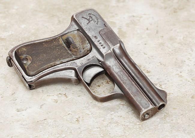 Schwarzlose - 1908