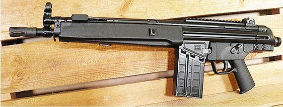 PTR 91K pistol