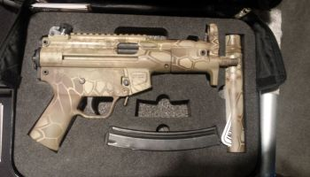 Gun Review: Zenith Firearms Z-5K | Gun Reviews Handgun