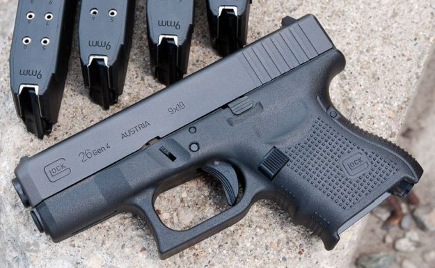 Glock 26 | The Best Concealed Carry Guns For Women