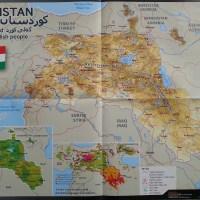 Eurominority'den Yeni Kürdistan Haritası