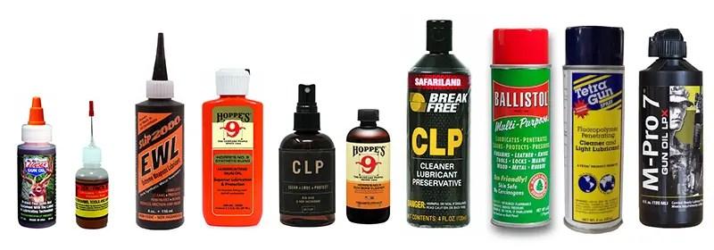 Best Gun Cleaning Solvents