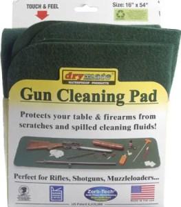 Drymate Gun Cleaning PadBest Shotgun Cleaning