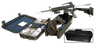 gun cleaning box