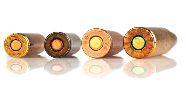 Corrosive Ammunition