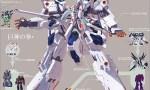 【ガンダムAOZ】究極合体!ガンダムTR-6[ウーンドウォート]サイコ・ガンダムII