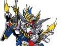 【SDガンダム ザ・ラストワールド】「頑駄無白龍大帝」のキャラクターファイルが追加