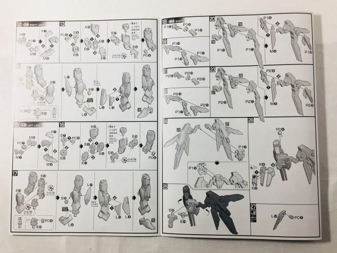 HGBF 1/144 ガンダムフェニーチェリベルタ GUNDAM FENICE LIBERTA プレミアムバンダイ PREMIUM BANDAI ビルドファイターズ BUILD FIGHTERS