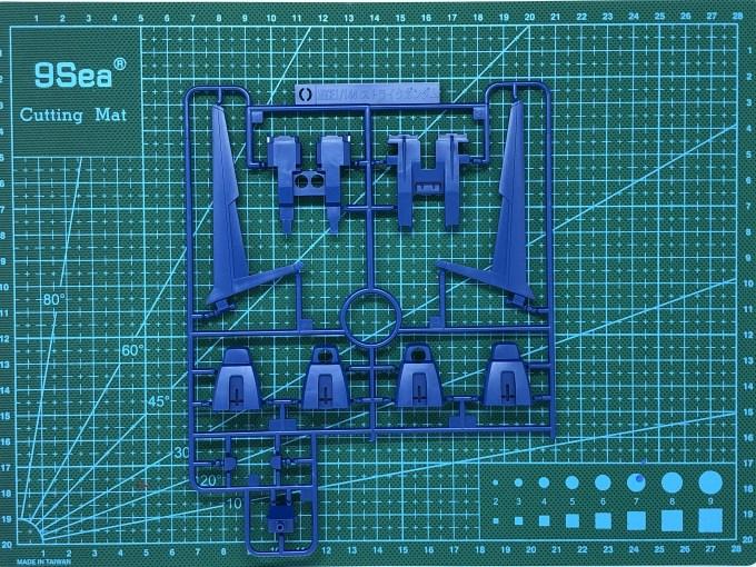 HG HGBF 1/144 ガンダム トールストライク グリッター ビルドファイターズ 素組み レビュー OOB REVIEW プレミアムバンダイ プレバン PREMIUM BANDAI ランナー parts
