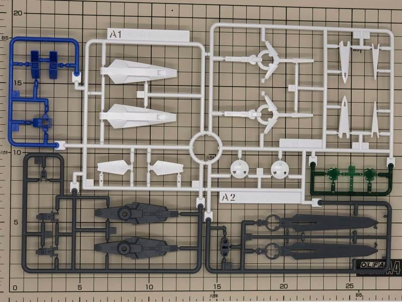 ガンプラ HGBD HG 1/144 レビュー ランナー ダブルオー ダイバーエース ビルドダイバーズ review july 2018 gunpla 00 OO diverace build divers gundam