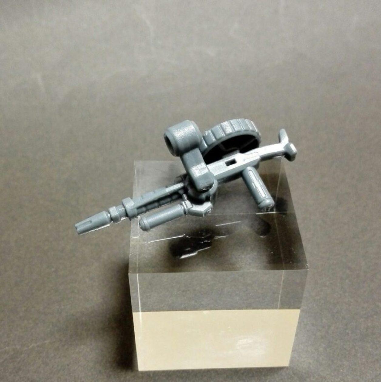 機動戦士ガンダムよりMOBILE SUIT ENSEMBLE 09弾の高機動試作型ザクの初期武装のザク・マシンガンの画像