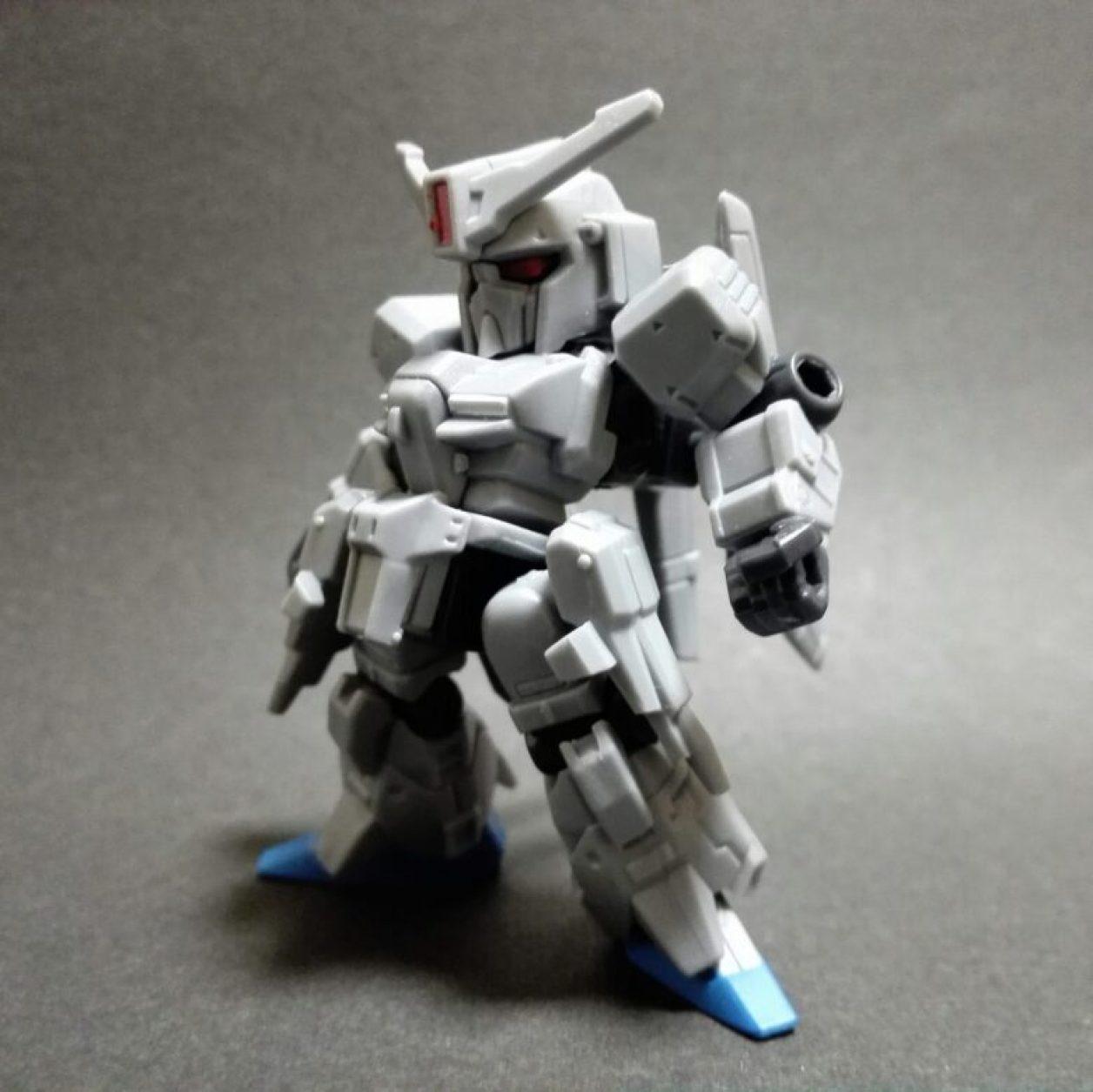 mobile suit ensemble 14弾のゼータプラスA1の画像