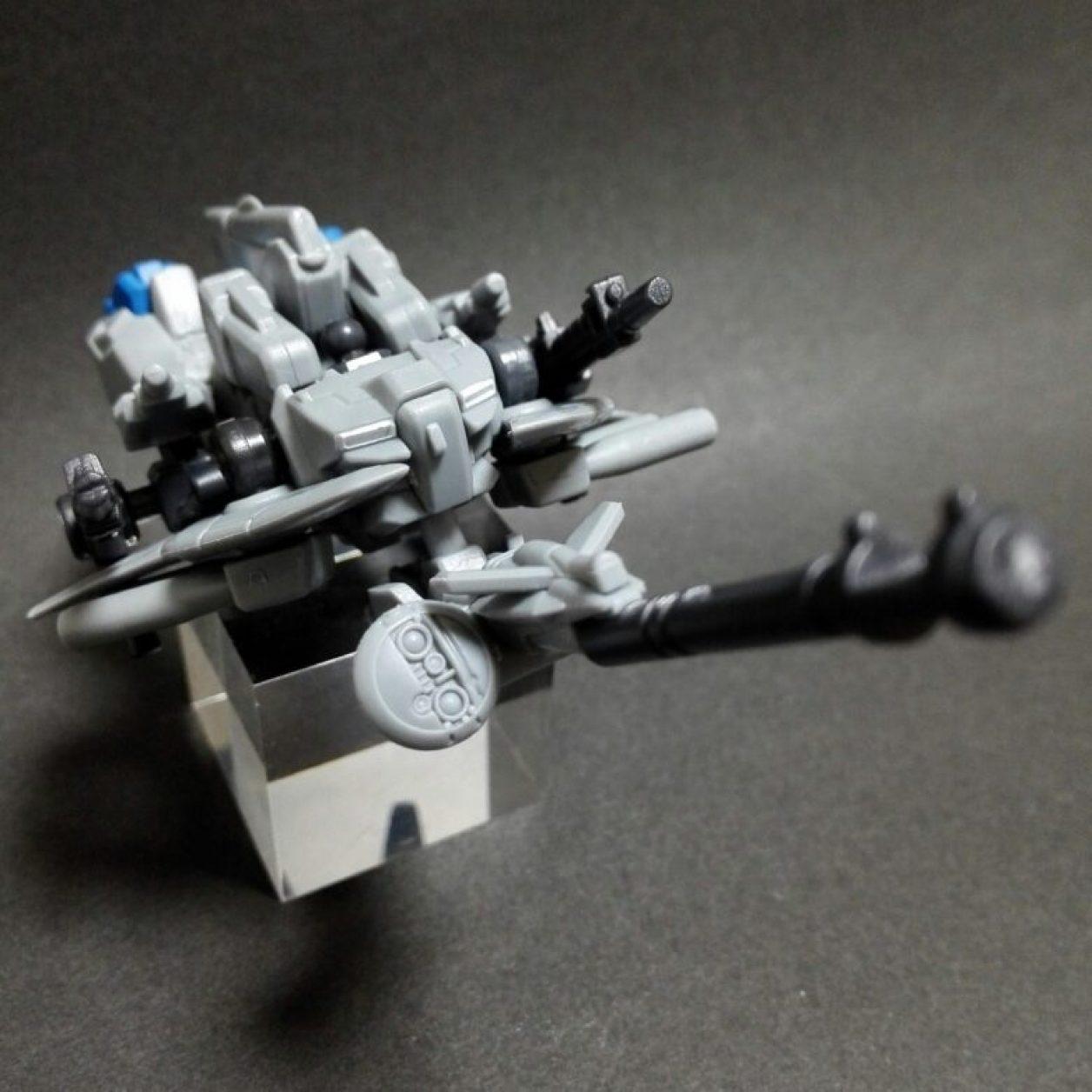 mobile suite ensemble(モビルスーツアンサンブル)14弾のゼータプラスのC1型ウェイブ・ライダー形態の画像
