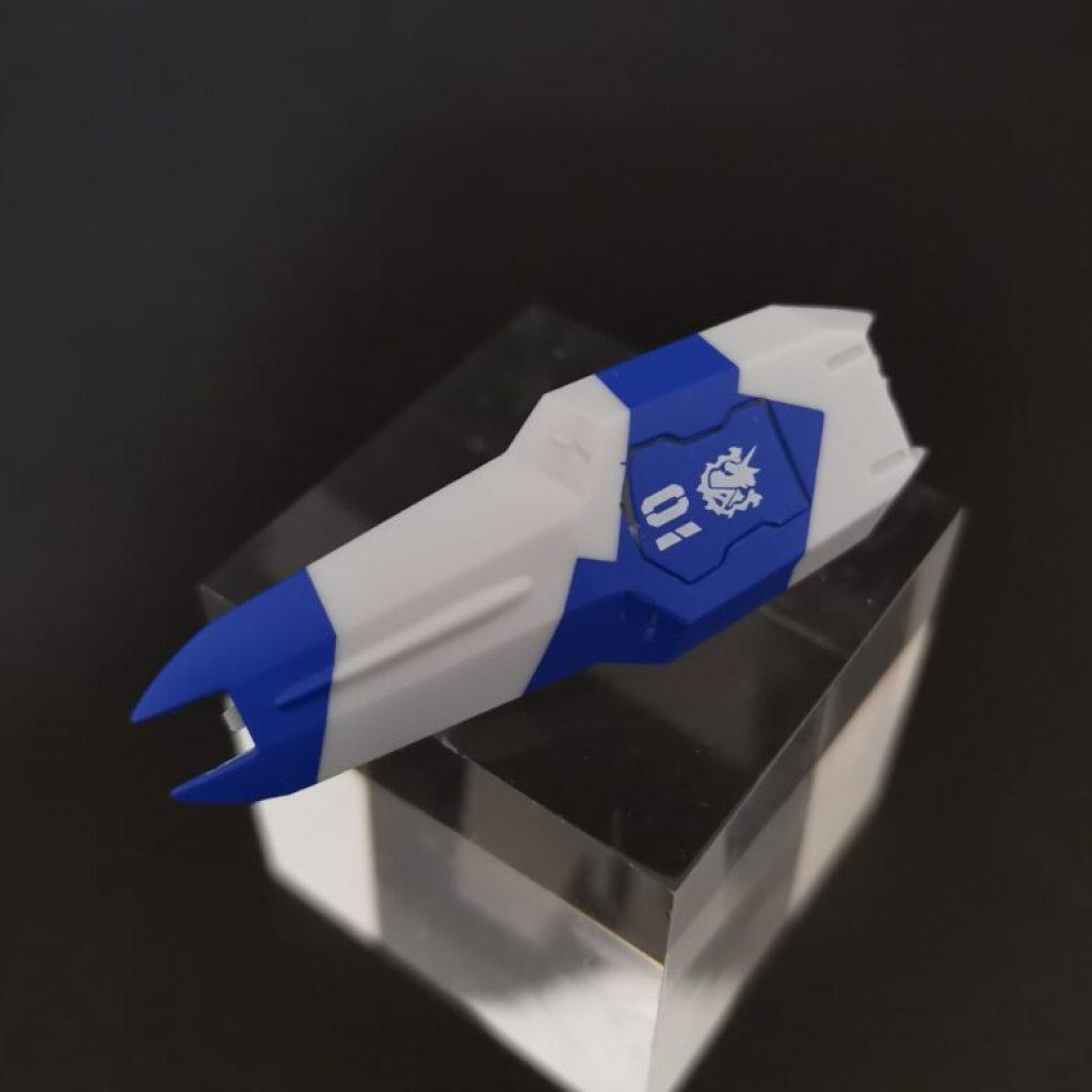 MOBILE SUIT ENSEMBLE(モビルスーツアンサンブル)16弾のハイニューガンダムの完成画像
