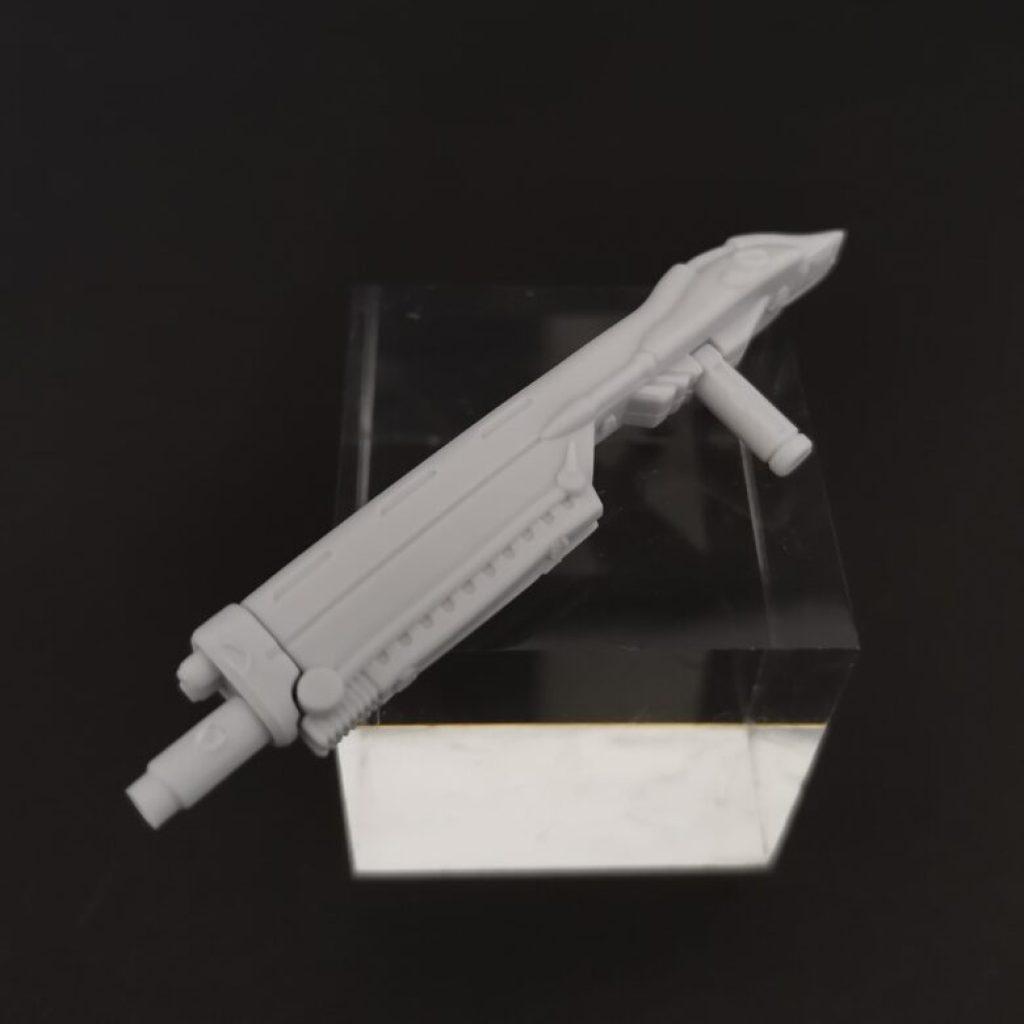 MOBILE SUIT ENSEMBLE(モビルスーツアンサンブル)16弾のハイニューガンダム用MS武器セットのシールドの画像