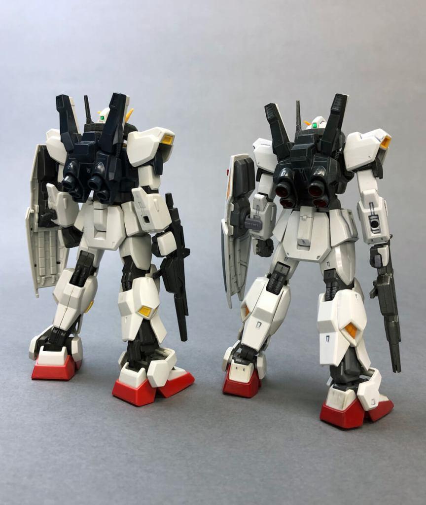 HGUC 1/144 ガンダムMk-Ⅱ(エゥーゴ仕様)