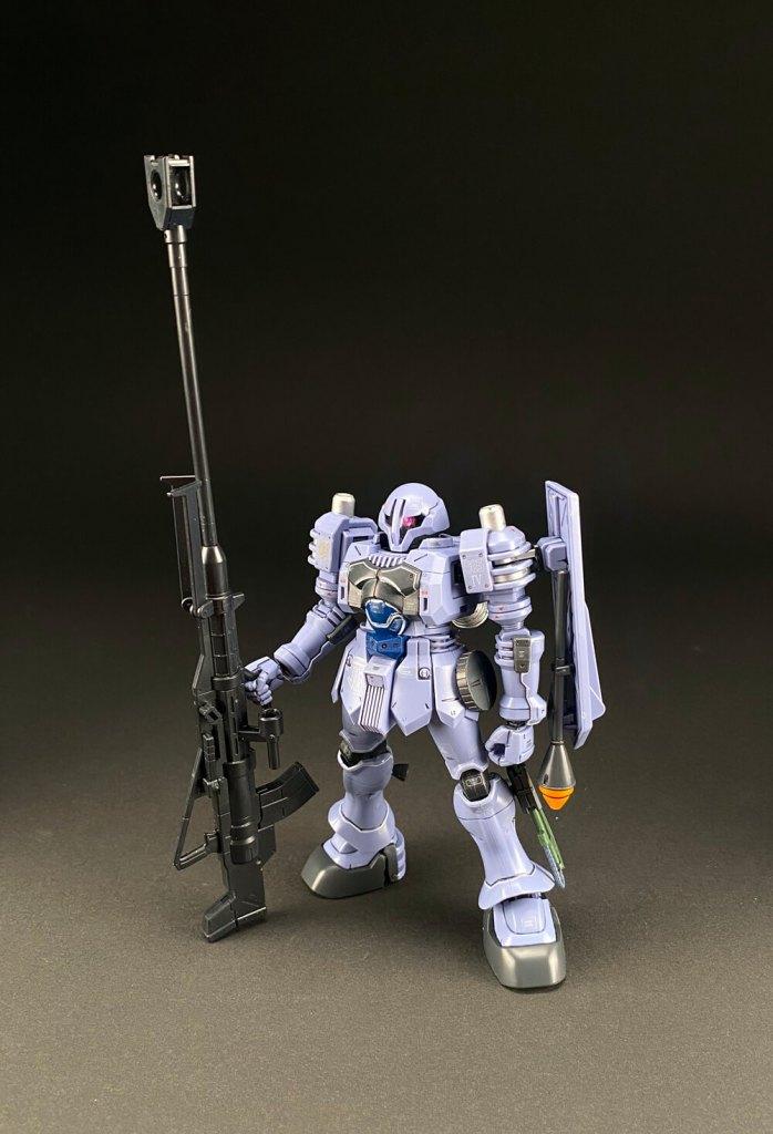 HGFC 1/144 ヅダ