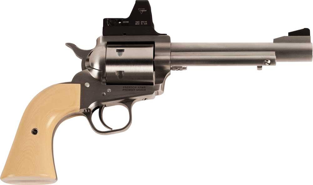 Freedom Arms Model 83 revolver