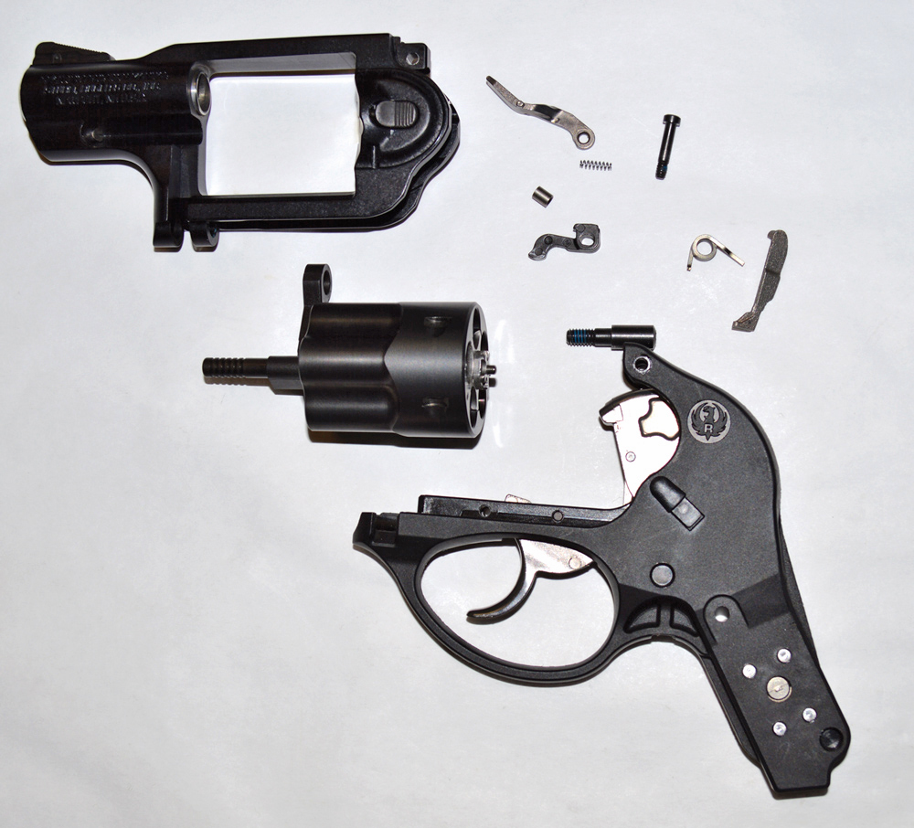 An Inside Look At The Ruger Lcr