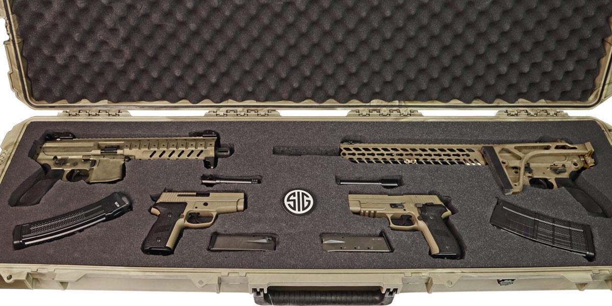 closet concealed gun storage