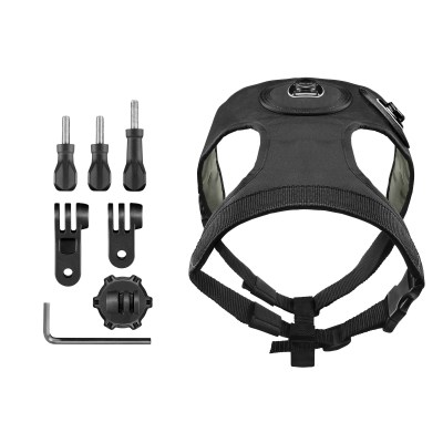 Garmin Large Dog Harness 010-12256-25|www.gundogoutfitter.com