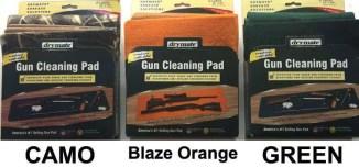 Drymate Gun Cleaning Pads 16x54|www.gundogoutfitter.com