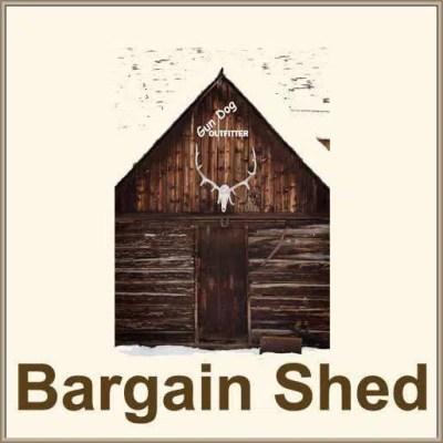 Bargain Shed