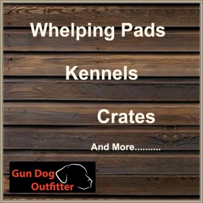 Whelping Pad Kennels Crates